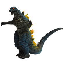 26CM Cartoon Movie Simulation Gojira Gomora Toys PVC Action Figure Articles Model Of The Dinosaur Monster