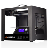 TIANFOUR Z1 3D Printer Full Metal Frame with Heated Bed High Precision 280*180*180mm (11*7.1*7.1in) Build Size 3d Printing