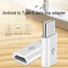 Etmakit Micro USB Female to Type C Male Adapter for Letv Xiaomi Mi 5X Oneplus Samsung S8 Plus NK-Shopping(China)