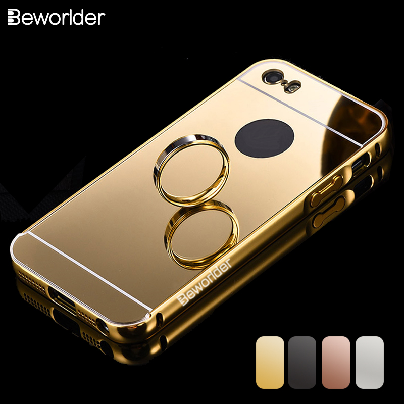 custodia iphone 5s oro