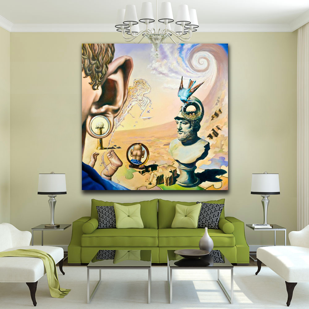 Embelish Large Size Wall Art Posters For Living Room The