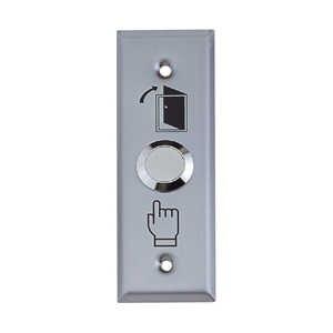 ドアリリースステンレス鋼終了ボタンスイッチパネルドアロック終了のための RFID アクセス制御システム