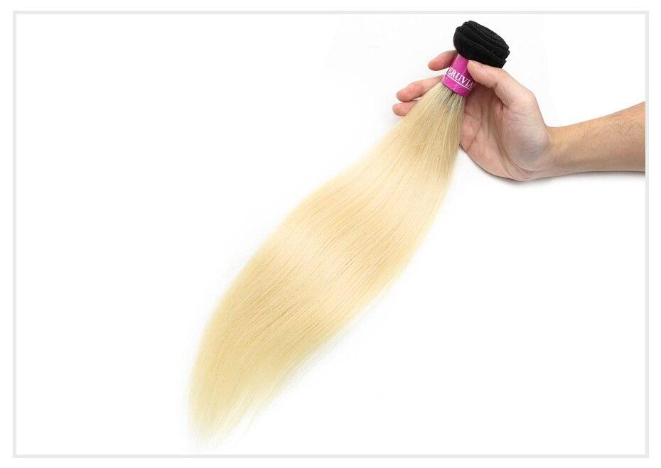 Peruvian Straight Human Hair Bundles (7)