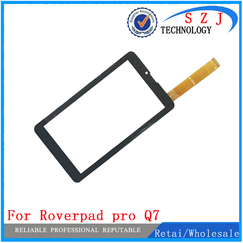 New 7'' Inch For Roverpad Pro Q7 LTE Tablet Capacitive Touch Screen Panel Digitizer Glass Sensor Replacement Free Shipping