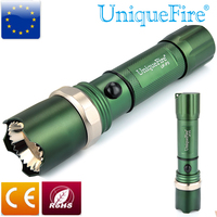 UniqueFire 1200LM New Arrival Flashlight UF P3 With XML U2 LED For 3*AAA Or 1*18650 Li oin Battery To Night Hunting,Camping