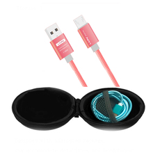 Micro Usb Cable for Samsung Xiaomi Android system Phone Charging Sync Data Nylon Charging Cable