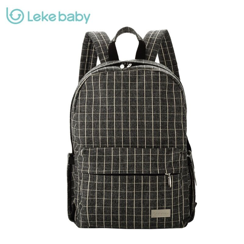 fashion mummy maternity nappy diaper bag backpack baby organizer plaid travel nappy bags mom mother changing diapers backpacks maternity baby diaper backpack nappy nylon changing bags large capacity mother traveling mummy bag new design for mom
