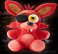"""Пять Ночей В фредди 4 FNAF Фредди Fazbear Foxy Плюшевые Игрушки Куклы 10 """"Подарок"""
