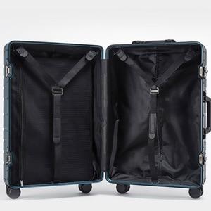 """Image 3 - TRAVEL TALE ราคาถูกอลูมิเนียมกระเป๋าเดินทาง 24 """"spinner 20"""" ธุรกิจกระเป๋าเดินทางรถเข็นบนล้อ"""