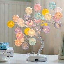 Светодиодный светильник на елку, Рождественский светильник, ночной Светильник для свадьбы, рождественские украшения для дома, светильник на елку