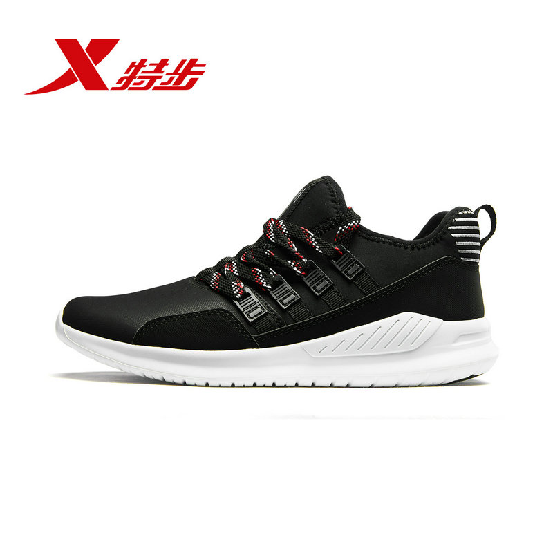 982319329125 XTEP Original Men's Retro Light Running Shoes Sneakers Vintage Outdoor Sports Athletic Shoes Trainers Men Shoes