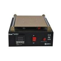 Uyue 948q + 붙박이 진공 펌프 전화 lcd 스크린 분리기 기계 11 인치 유리제 접촉 스크린 단장 한 수선 220 v/110 v