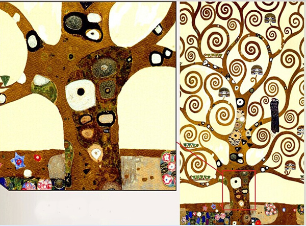3 pcs gustav klimt tree of life living room mural for home decoration picture print oil paintings large canvas art cheapin painting u0026 calligraphy from home