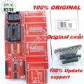 8 pcs 100% original Adaptadores MiniPro TL866 TSOP32 TSOP40 TSOP48 SOP44 SOP56 Soquetes TL866A TL866CS Programador Universal