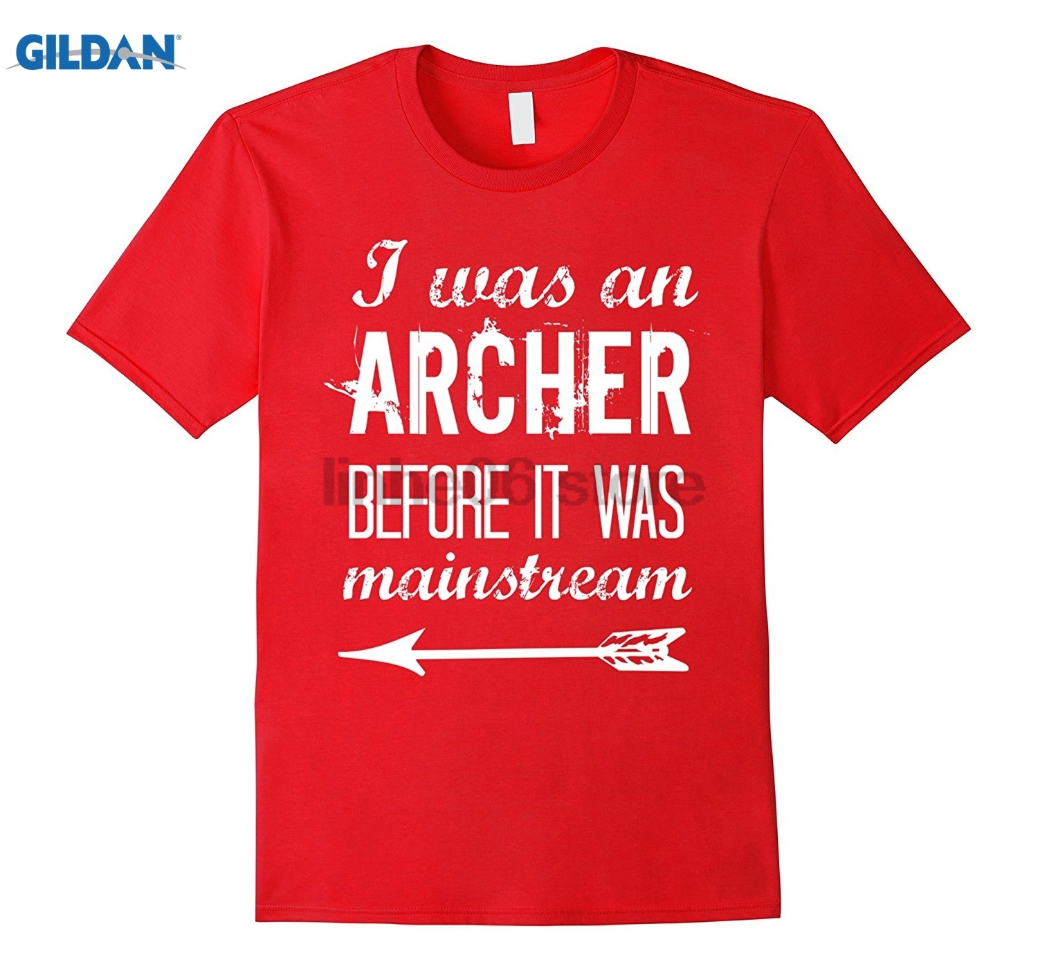 GILDAN Archery Mom Funny Target Item for Youth Women Archer T-Shirt Mothers Day Ms. T-shirt