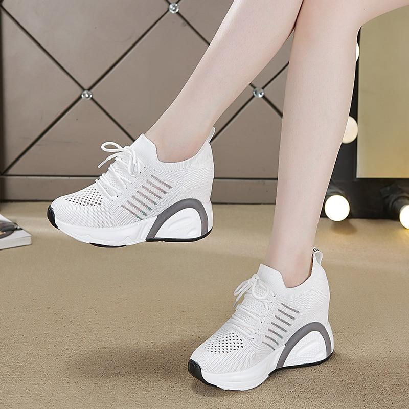 Dumoo Shoes Women High Heel 8cm