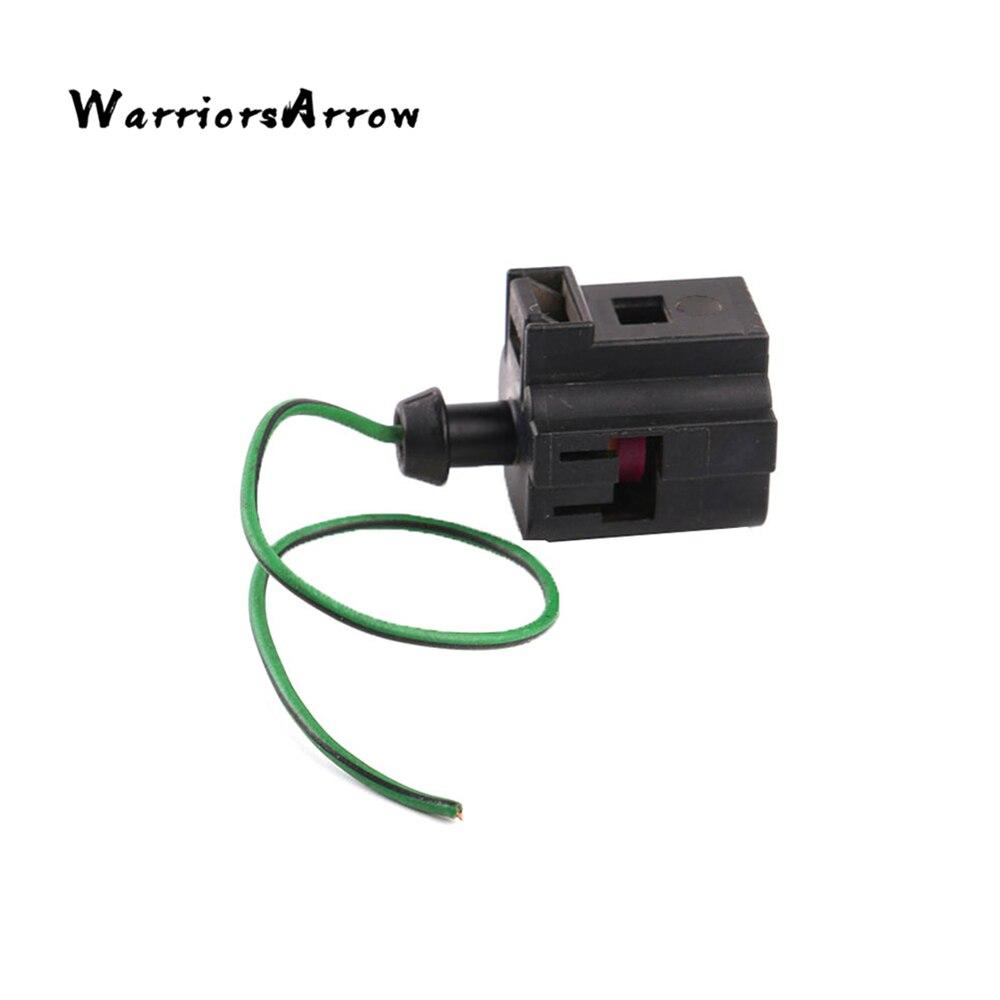 4X connecteur 3 broches Parking Sensor Extension Plug Pigtail pour VW AMAROK CADDY CC