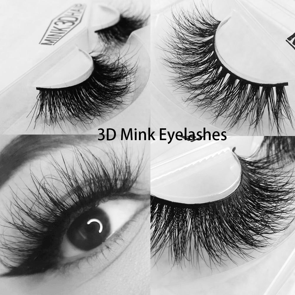 Popular Mink Eyelashes-Buy Cheap Mink Eyelashes lots from China ...