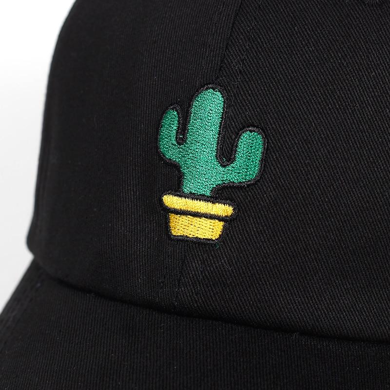 High Quality Cotton% Prickly embroidery dad hat For Men Women Hip Hop Snapback Caps Dad cap Baseball Cap Bone Garros 2