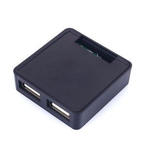 Image 4 - Max Dual USB Ladegerät Regler 5V 20V zu 5V 3A Für Solarzelle Panel Falten Abdeckung/telefon Lade Netzteil Modul mit Crew