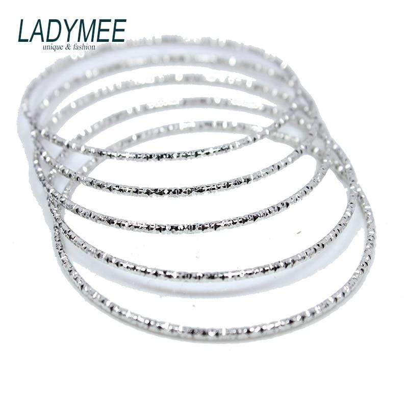 lot bracelet femme argent