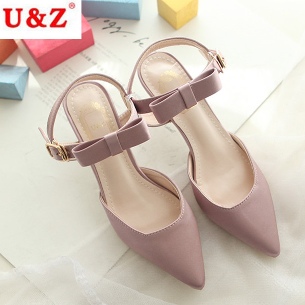 Pink Low Heel Wedding Shoes: Aliexpress.com : Buy Spring Summer 2017 Silk Satin Wedding