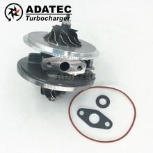 Descuento turbo gt1749v 717858 038145702g 712077 038145702e 716215 núcleo cartucho de turbocompresor chra para audi a4 038145702x 130 hp