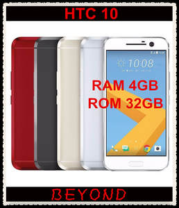 "HTC 10 M10 Unlocked 4G LTE Android 5.2 ""12MP Quad Core RAM 4 GB ROM 32 GB Snapdragon"