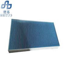 цена на BIAOPENG 8B0819653A good quality air conditioning filter for Volkswagen Passat B5 cabin air filter auto part