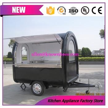 mobile food cart truckssnack food cart for sale crash bar mt 09