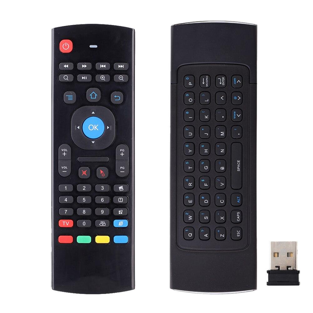 MX3 Air Mouse Wireless Mini Keyboard 2.4Ghz For mini pc HTPC Laptop Smart TV For T95 X96 Android TV Box Remote Control картридж sharp mx b20gt1 для mx b200 201 черный