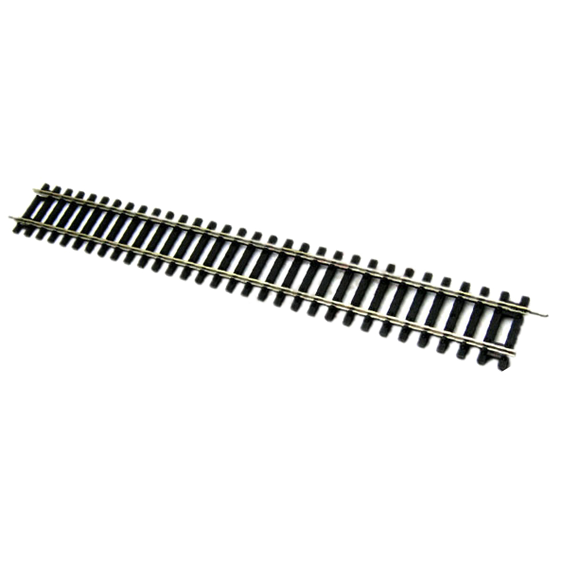 1:87 G231 55201 231mm Straight Rail For HO Scale Train Model Buy10 Get 1 Free Gift Christmas New Year 2019 - Black