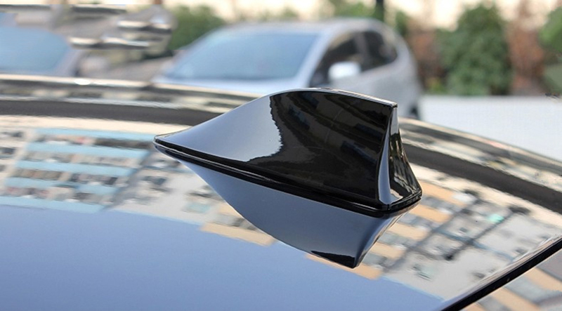 Details about  /For Ford focus 1 2 3 accessories Front shark fin antenna special car radio