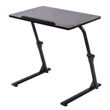 Современный подъемный столик для ноутбука, столик для компьютера, прикроватный, для дивана, кровати, столик для ноутбука, складной регулируемый, для ноутбука