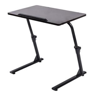 Image 1 - Современный подъемный столик для ноутбука, столик для компьютера, прикроватный, для дивана, кровати, столик для ноутбука, складной регулируемый, для ноутбука