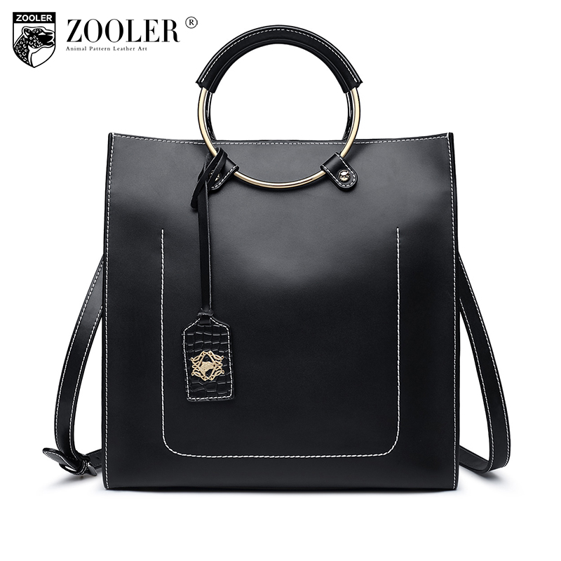 ZOOLER leather bag top handle handbag classic luxury shoulder bags famous brand superior cowhide bolsa feminina 6988 levenhuk sherman plus 7x50