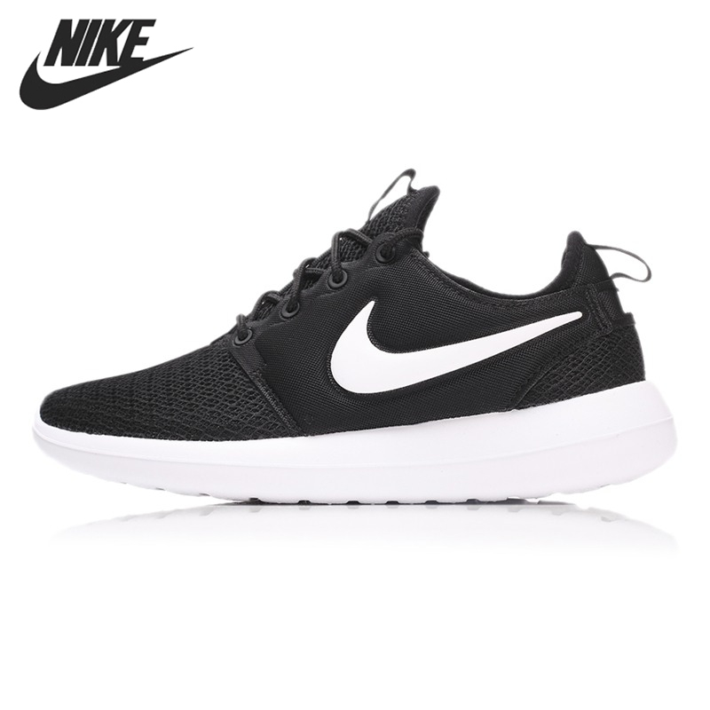 wholesale dealer 783d2 8c5af US $76.43 22% OFF|Original New Arrival NIKE Roshe Two Women's Running Shoes  Sneakers-in Running Shoes from Sports & Entertainment on Aliexpress.com |  ...