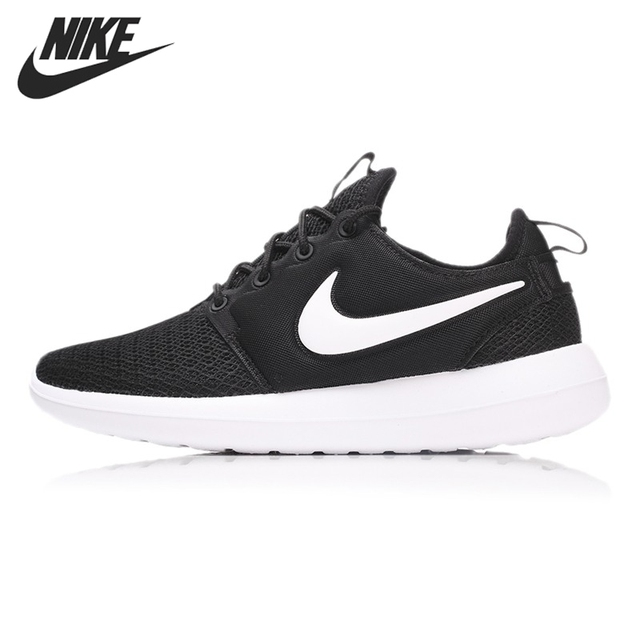 the best attitude ad894 ab2f8 Original New Arrival NIKE Roshe Two Women s Running Shoes Sneakers-in  Running Shoes from Sports   Entertainment on Aliexpress.com   Alibaba Group