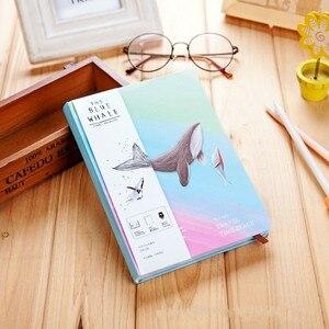 Image 3 - Podróż czas przestrzeń Notebook ładny kolor strony pamiętnik agenda Graffiti a5 organizator filofax notebooki biuro szkolne artykuły papiernicze