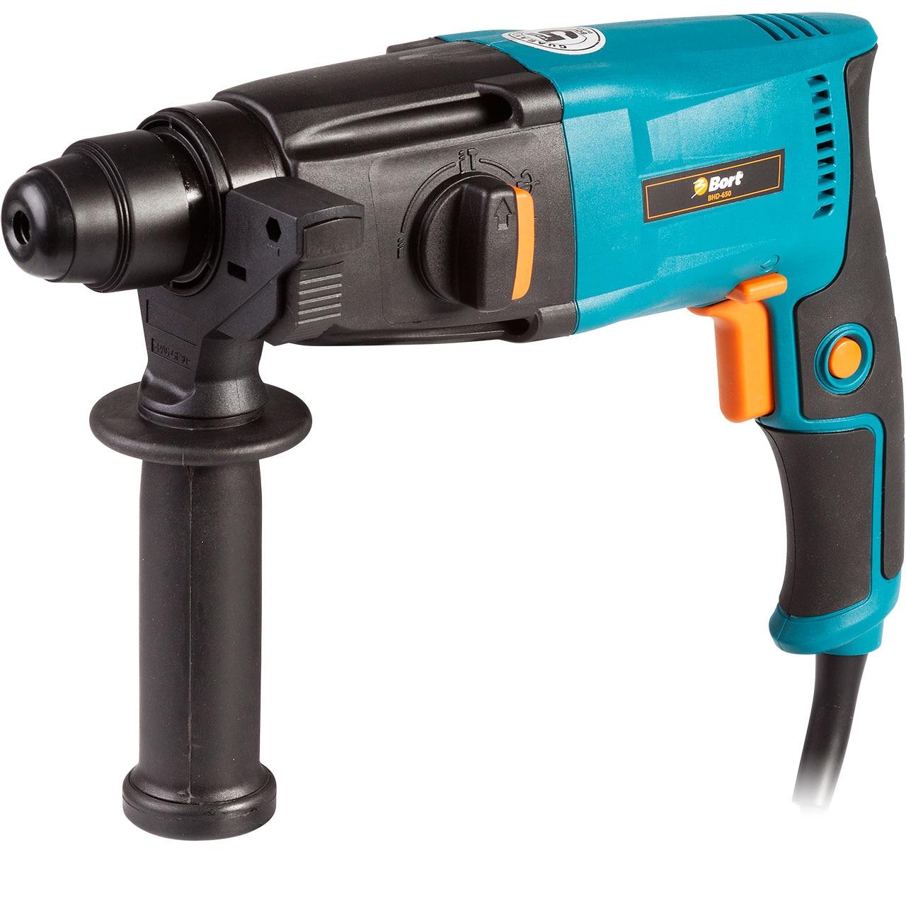 Electric rotary hammer BORT BHD-650 supply zsf6215 007cw 1200bz3 12 24f rotary encoder