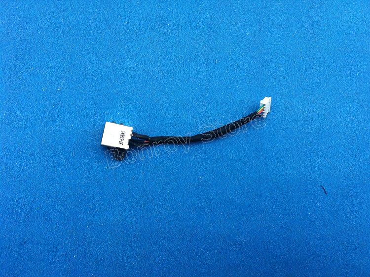 Computer Cables Laptop DC Power Jack with Cable for Dell Vostro 3460 V3460 for Dell Inspiron 14R 5420 7420 DD0R08PB000 3DWW2 Cable Length: DD0R08PB000