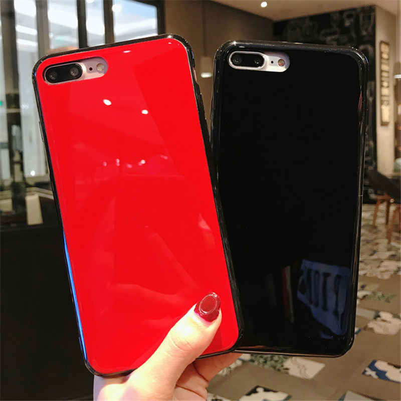 US $1 61 15% OFF|Black red shell baked paint case For OPPO A83 A79 A75 A73  F5 Youth F3 F1S R15 R11 R11S Plus K1 R17 f9 Case For OPPO F7 realme 2-in