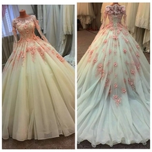Crockoonboo Ball Gown Wedding Dresses With Bridal Gowns