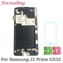 Новый ЖК-дисплей Дисплей для samsung Galaxy J2 премьер G532 SM-G532 SM-G532F G532F ЖК-дисплей Дисплей + сенсорный экран с рамкой Бесплатная доставка