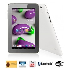 9 Pulgadas Android Tablet Pc WiFi Bluetooth de Doble Cámara de 1 GB RAM + 16 GB ROM Quad Core Tab Pc Clase y Nuevo Diseño 7 8 9 10 10.1