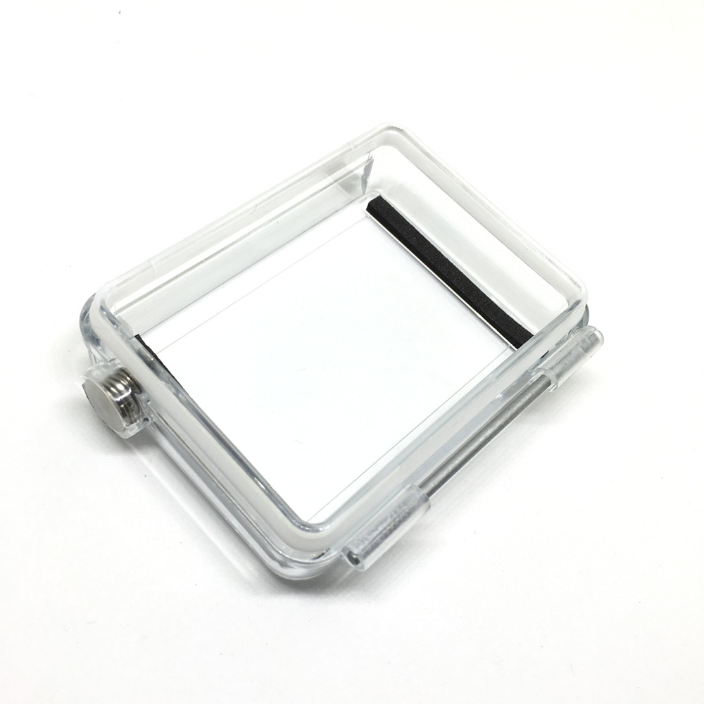 Para los accesorios de Gopro Go pro Hero 3 + 4 LCD Bacpac pantalla externa para Gopro Hero3 + 4 acción del deporte de la cámara - 5