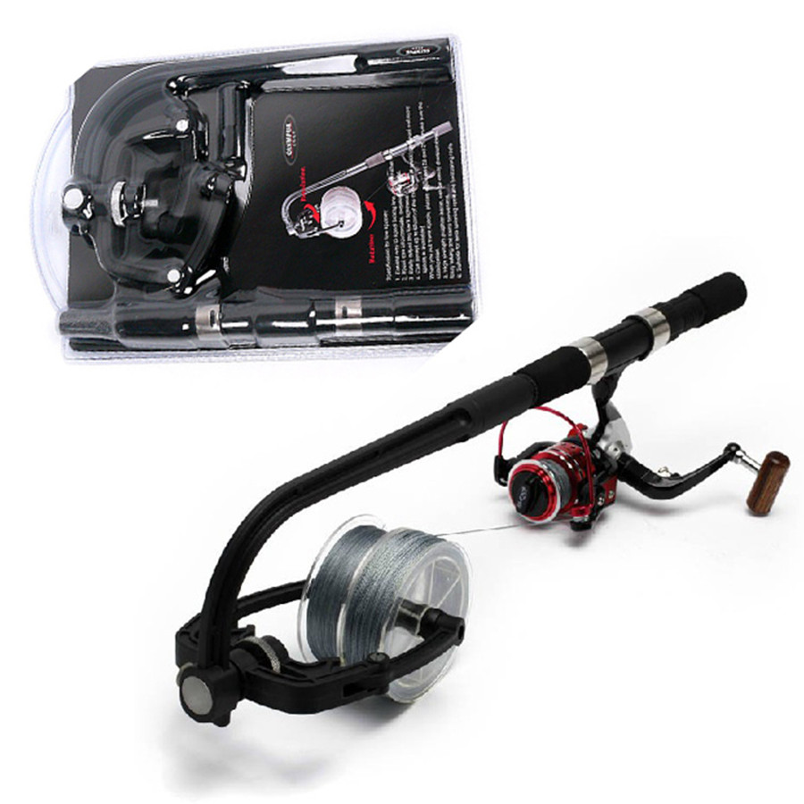 Popular fishing reel spooler buy cheap fishing reel for Fishing line winder