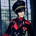 Военная одежда серии-costomize размер soom бжд кукла мечта