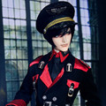Bjd doll dream military clothing series - costomize size soom