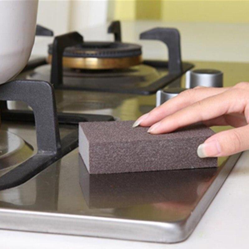 5 шт. магия нано губки ластик хлопок наждачной губкой для удаления ржавчины меламина губки Кухня поставки Ванная комната чистого удаления н...